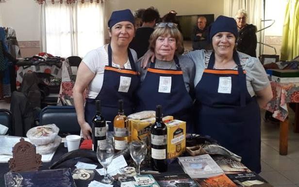 Fair in Akainik Senior Citizens Center - November 2018