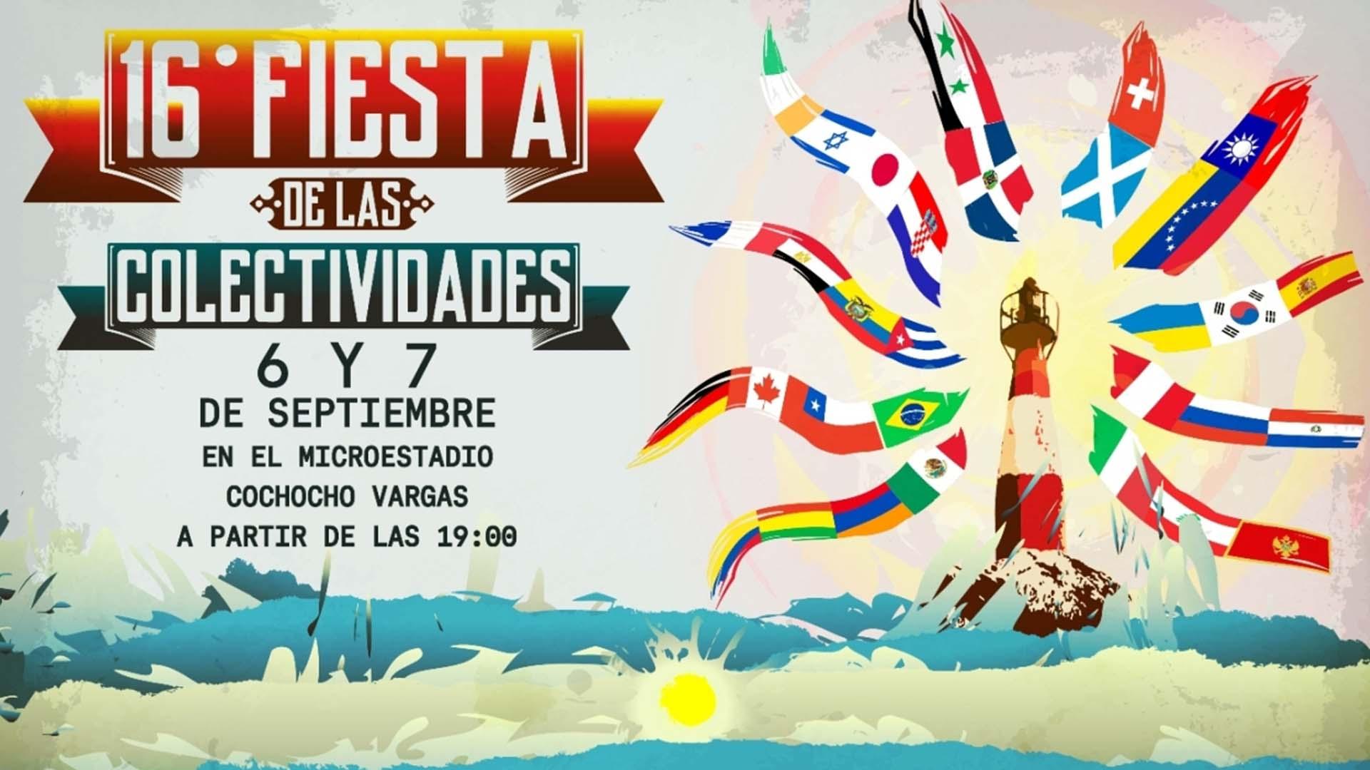 Fiesta de las Colectividades Ushuaia - septiembre 2019