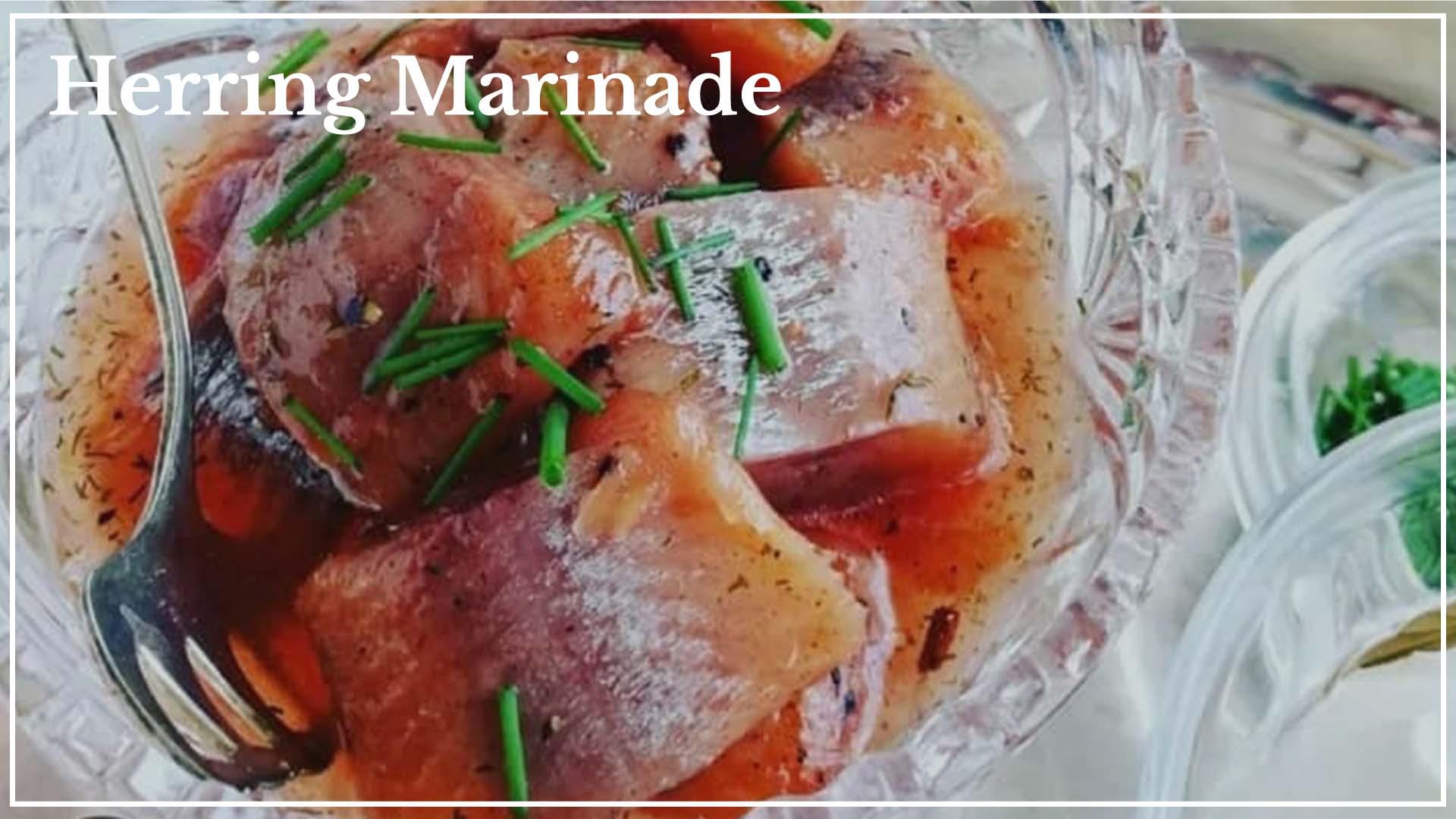 Herring Marinade