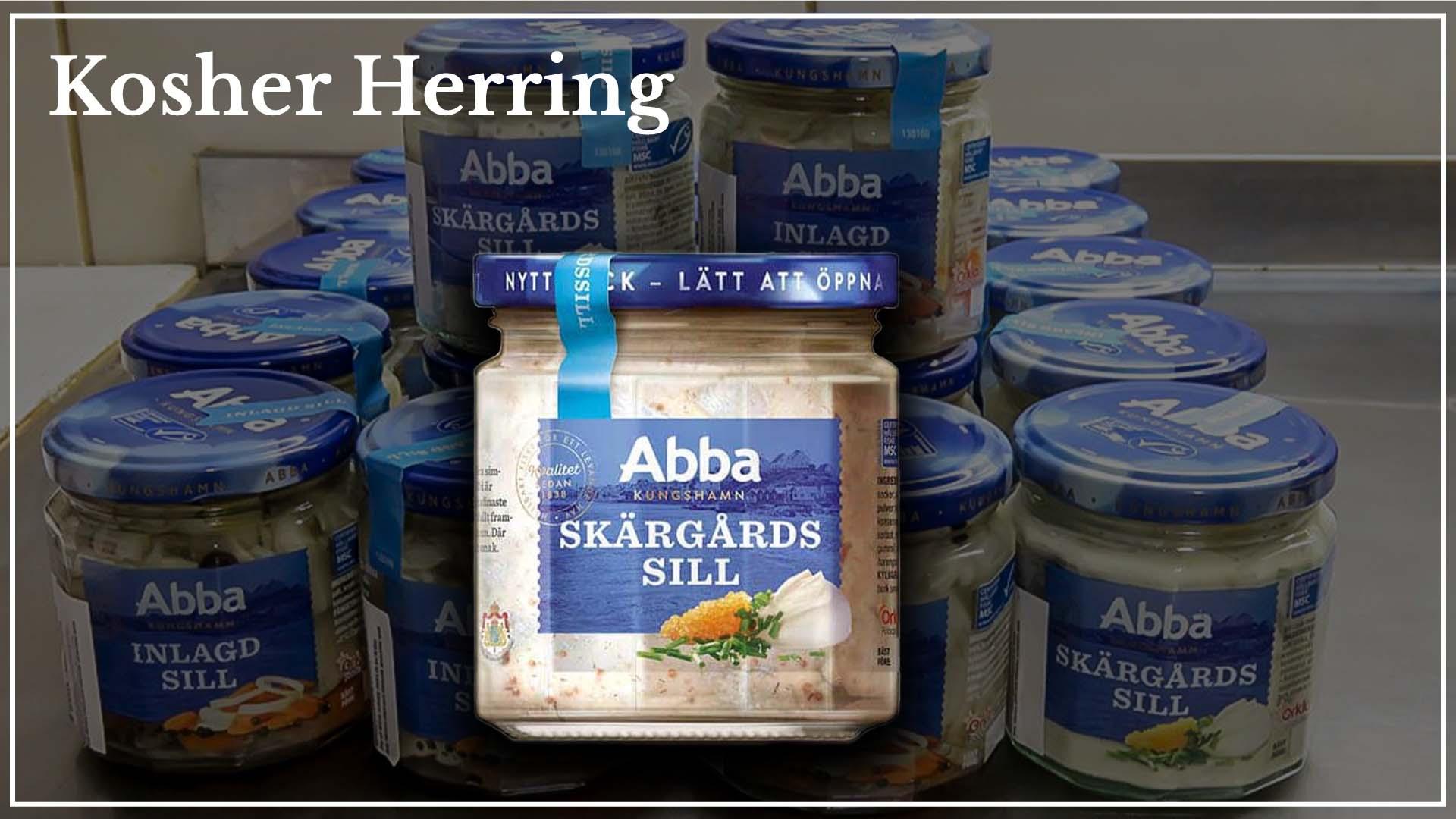 Kosher Herring